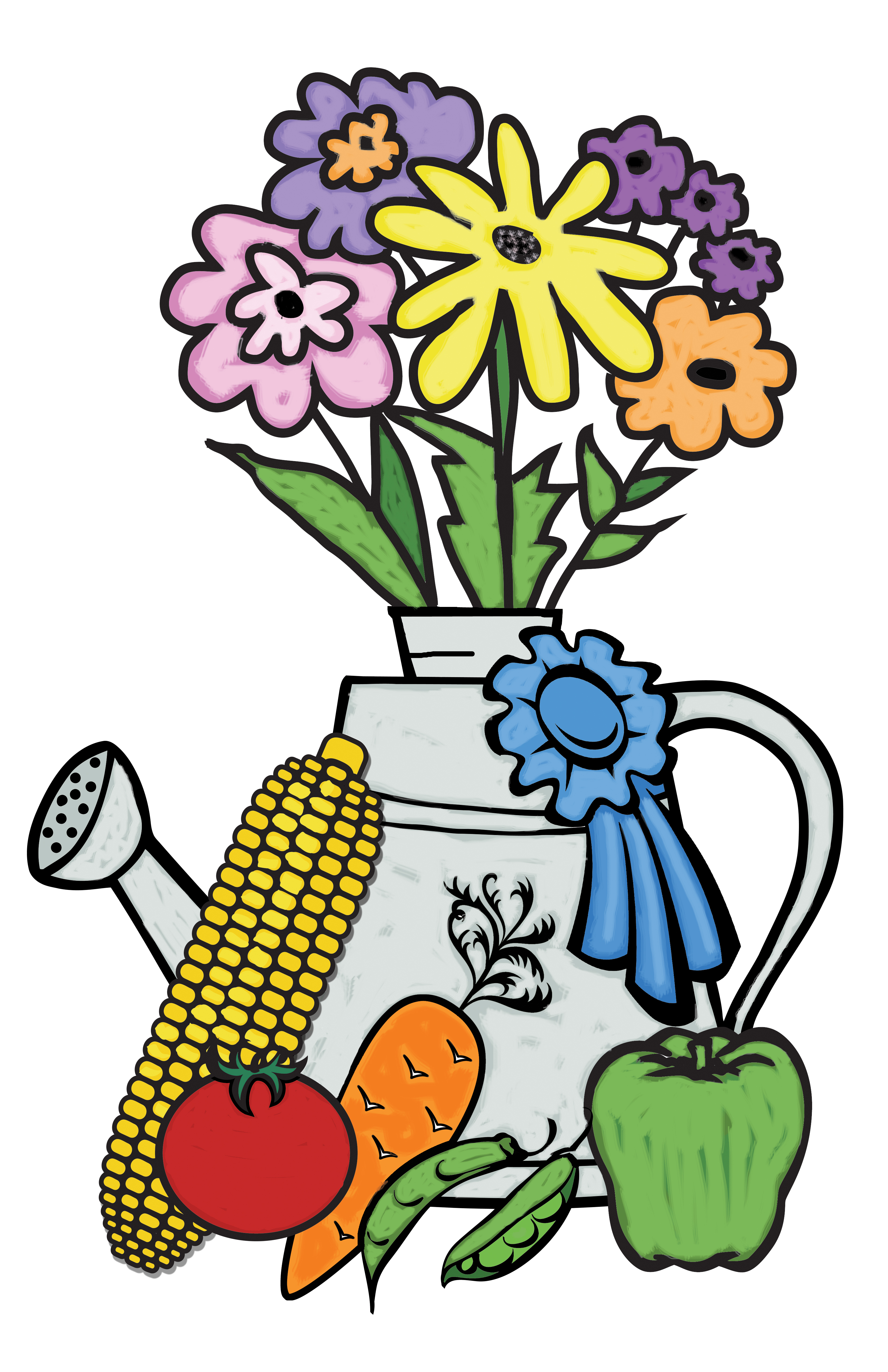 Shotley & Erwarton Jubilee Community Council - 40th Flower & Vegetable Show