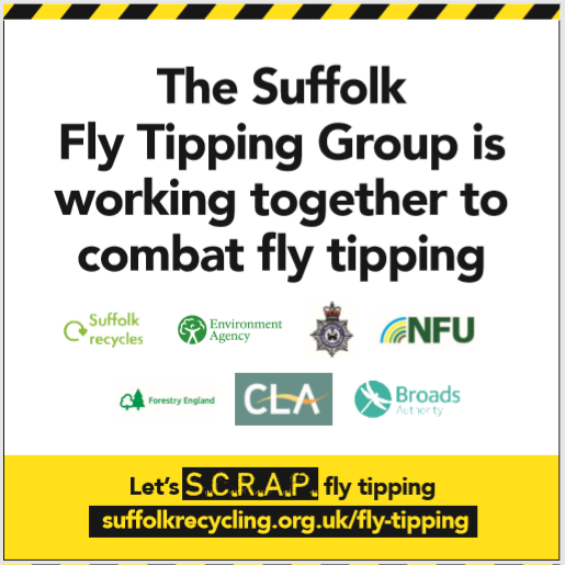 Suffolk Flytipping Campaign