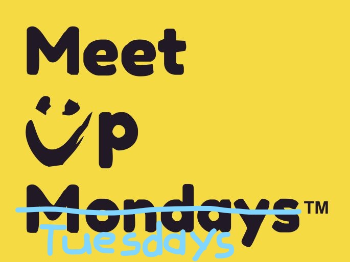 Meet Up Tuesdays at the Shotley Rose