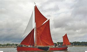 Shotley Local History Group - The Rebuilding of the Melissa (Thames Barge)